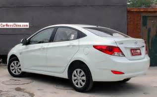 new verna car 2014 hyundai verna image source carnewschina