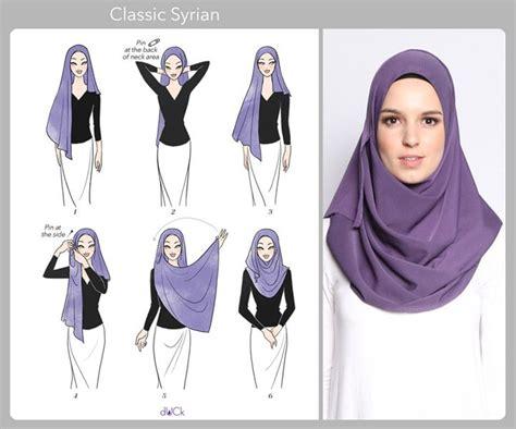 foto tutorial jilbab simple foto tutorial hijab terbaru modis yang menginspirasi
