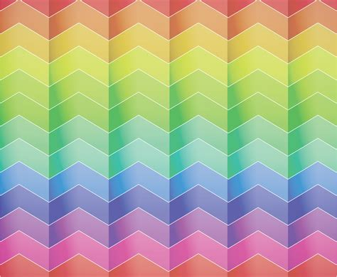 background pattern rainbow chevron rainbow vector background vector art graphics