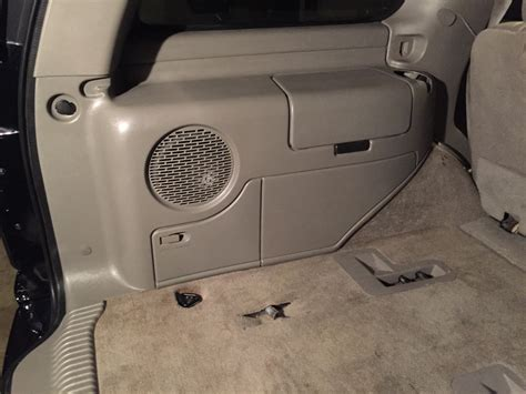 Speaker Gmc Second What Did You Do To Your Nbs Gmt800 Tahoe Yukon Today Page 1114 Chevy Tahoe Forum Gmc