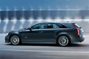 Cadillac Cts 4 Wagon Cadillac Cts V Sport Wagon High Resolution Image 4 Of 5