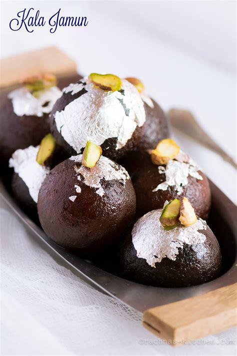 Kala S Kitchen by Kala Jamun Recipe Kala Jamun Recipe With Khoya Rachna