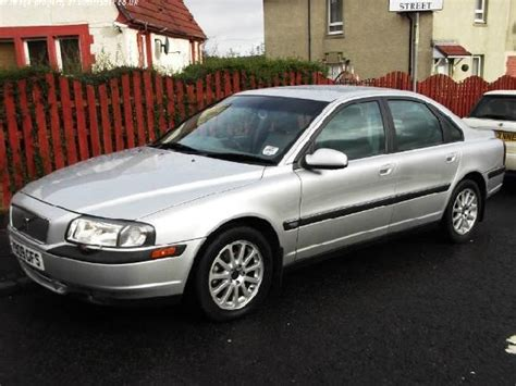 car manuals free online 2001 volvo s80 seat position control 2001 volvo s80 2 4 d5 s offer north lanarkshire united kingdom 163 1595