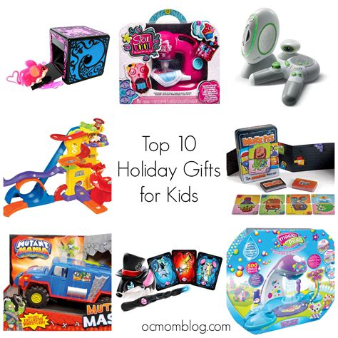 holiday gift guide top 10 gifts for kids oc mom blog
