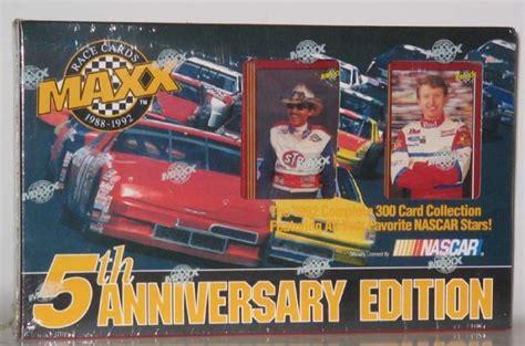 Maxx Race Cards 5th Anniversary Edition