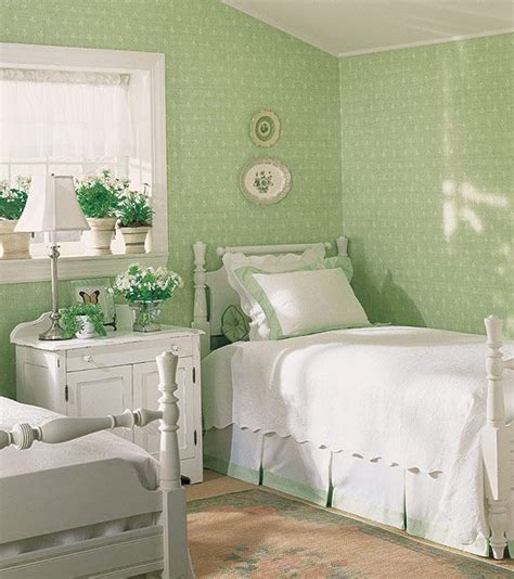 green and white bedrooms 159 best country primitive bedrooms images on pinterest