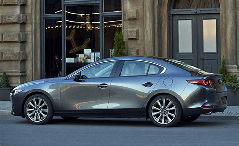 2020 Mazda 3 Images by 2020 Mazda 3 Sedan Gray Profile Photos Pictures
