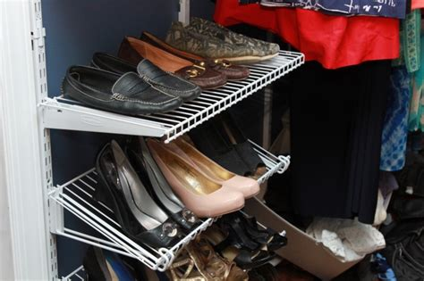 organizing our closet with rubbermaid all we are closet organization tips installing rubbermaid 174 fasttrack