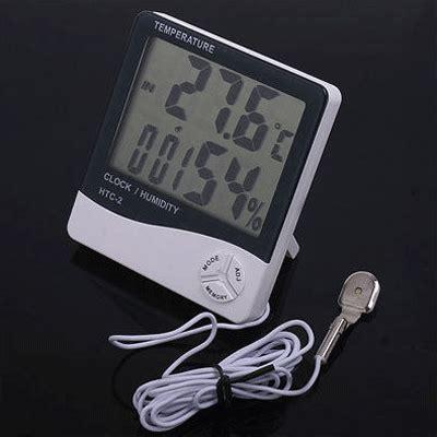 Jam Digital Htc 2 Temperature Kelembapan Alarm Tang Diskon 1 lcd temperature ardy komputer