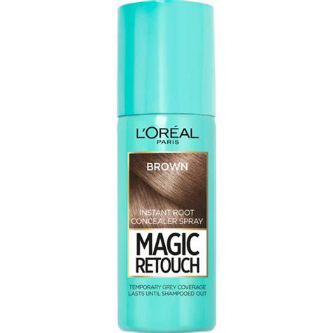 loreal hair color spray l or 233 al magic retouch instant root concealer spray