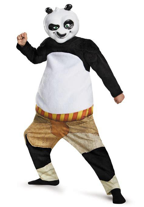 Boy Kungfu Panda kung fu panda po deluxe costume