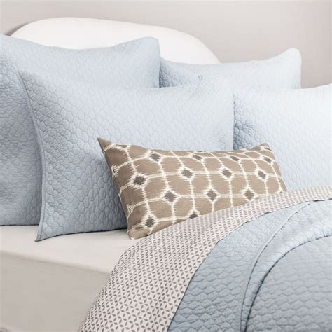 Pale Blue Quilt by Light Blue Quilt And Sham Cloud Light Blue Crane Canopy