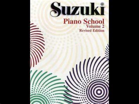 Musette Suzuki Piano Book 1 Suzuki Piano School Book 1 Bridge Folk Song
