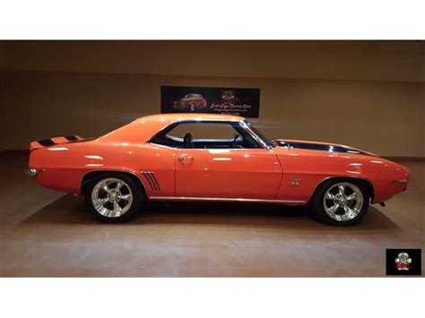 91 camaro ss 1969 chevrolet camaro ss for sale on classiccars 51