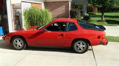 auto air conditioning repair 1988 porsche 924 free book repair manuals purchase used 1988 porsche 924s the perfect porsche automatic trans red in indianapolis
