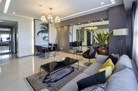 modern  bedroom condo  rent  avalon condominium