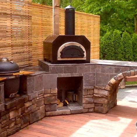 chicago brick oven cbo 750 countertop outdoor wood fired