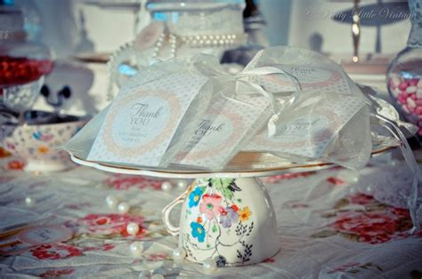 Wedding Gift Ideas Melbourne by Tea Favours By Pretty Vintage Melbourne On