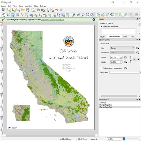 layout en qgis syst 232 me d information g 233 ographique open source qgis