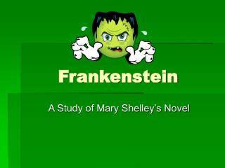 analysis of frankenstein volume 1 ppt frankenstein powerpoint presentation id 214690
