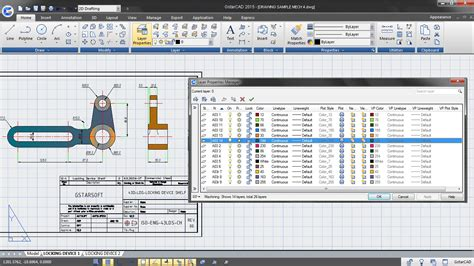 viewport layout gstarcad 2016 reliable and affordable cad software gstarcad