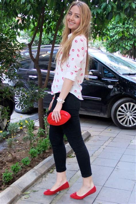 Blouse Lippy by Lippy Ahaishopping Shirts Black Zara