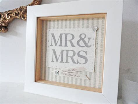 Wedding Prints by Personalised Vintage Style Wedding Print By Foundry