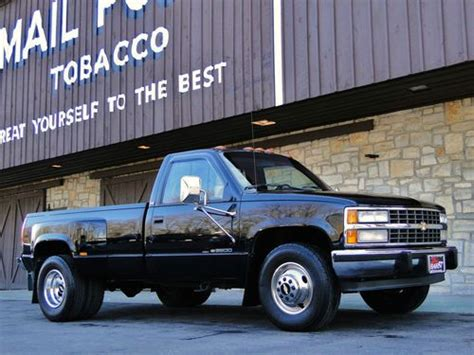 how cars engines work 1992 chevrolet 3500 free book repair manuals find used unbelievable c k3500 dually only 37k original miles 454 v8 chevy 7 4l in dublin ohio