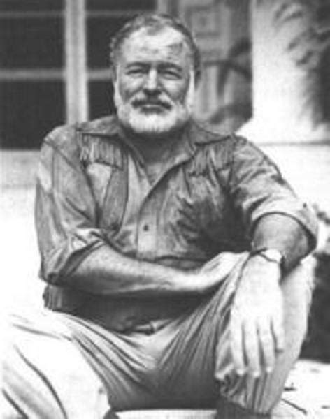 biography ernest hemingway short hats off to papa 5 words and phrases hemingway coined