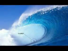 Big wave surfing famous surfer laird hamilton 80 100 feet funnycat
