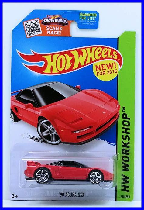 Hotwheels Paket 90 Acura Nsx hobbydb