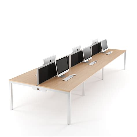 bench desks relay plus bench desking sliding top desks apres furniture