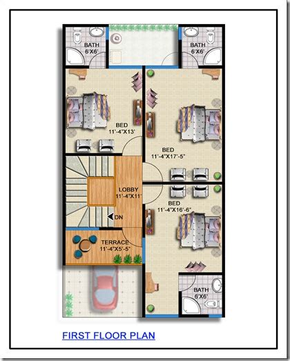 120 Sq Yard Home Design | layout plans kings luxury homes karachi property blog