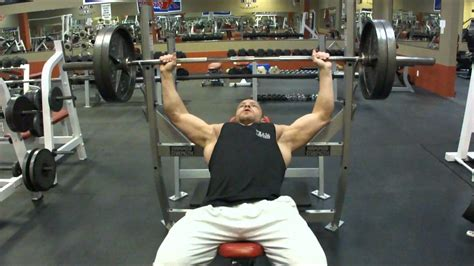 proper benching proper form for bench press mariaalcocer com