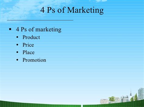 Of Mba Marketing by Marketing Management Ppt Of Mba