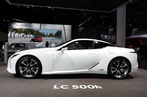 lexus frs 2016 mondial auto 2016 lexus lc 500h l hybride est l 224 l