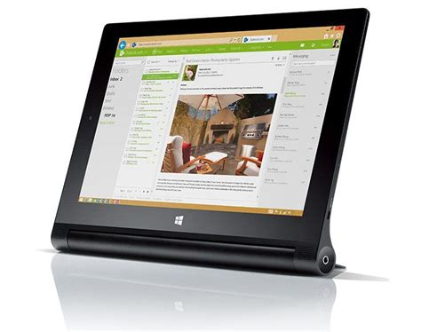Tablet Lenovo Os Windows lenovo announces the tablet 2 android and windows 8 1 tablets phonesreviews uk mobiles