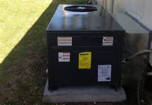 central ac unit for mobile home mobile home package units