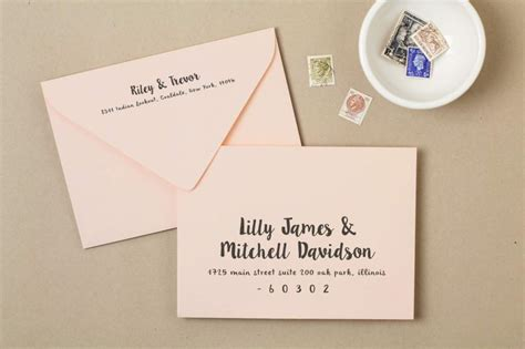 can you print addresses on wedding invitations how to address wedding invitation wedding invitation