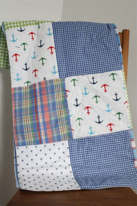 How To Make A Patchwork Baby Blanket - patchwork baby blanket felt