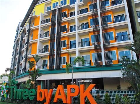hotel the three by apk patong thailand booking