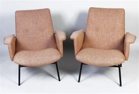 guariche fauteuil paire de fauteuils sk660 de guariche 1953 mobilier vintage et design contemporain