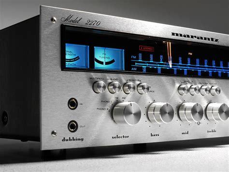 golden age  audio marantz  stereo receiver