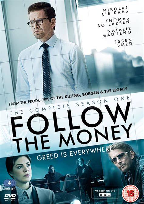 one for the money series 1 dvd news follow the money the complete series one