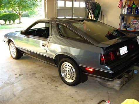 1984 dodge daytona turbo mopar forums vb pro garage