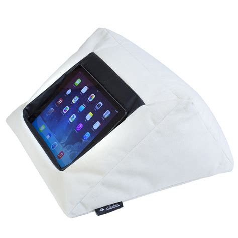 Ipad Pillow For Bed | ipad bed pillow cushion stand holder for your ipad the