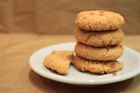 recipe for new year peanut cookies flourless peanut butter cookies dish by dish
