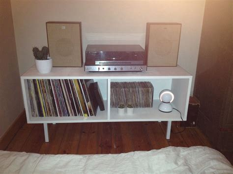 vinyl record storage vinyl record storage shelf urban outfitters slide view 1