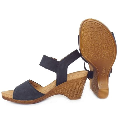 gabor space s comfortable light weight wedge