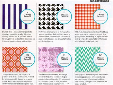 Love Pattern Quiz | little pink houses pattern quiz